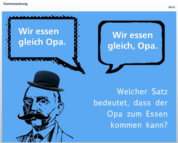 E-Learning Rechtschreibung