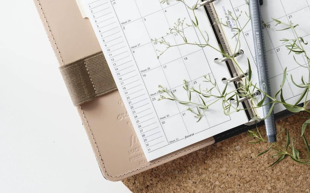 Checkliste Online-Events